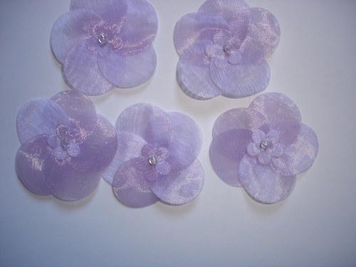 květina velká 5ks