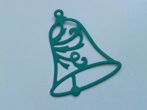 Zvoneček - zelený