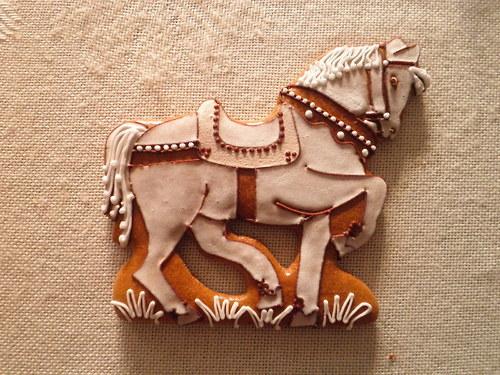 Perníkový kůň