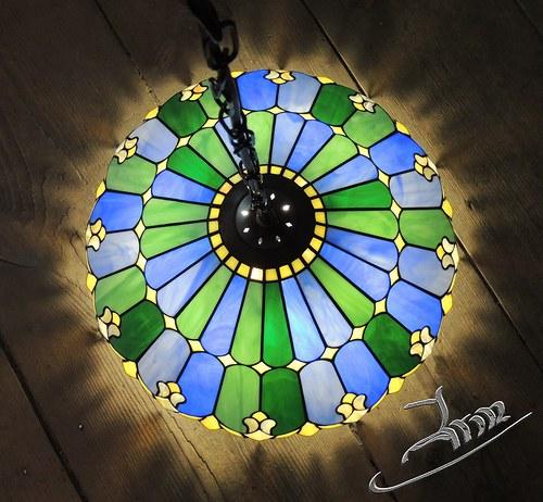 Art Nouveau - tiffany lampa