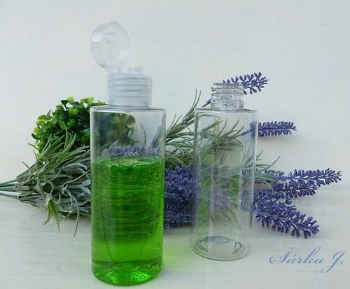 exkluzivní lahvička s dávkovacím uzávěrem, 150 ml