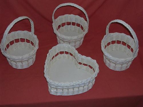 Svatební souprava  Ivory se srdíčkem