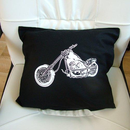 Polštář s motorkou