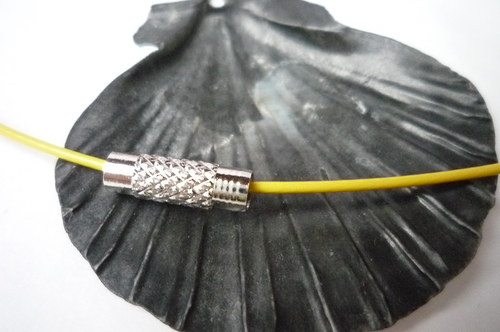 žluté lanko 15 cm