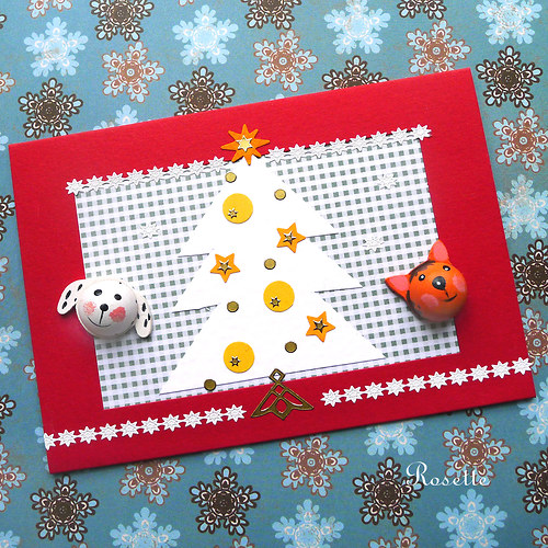 Vánoce u Mourka a Broka -  přání