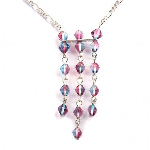 Duhový náhrdelník - 20% sleva!!!