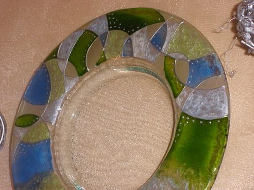 Dekorační malované sklo