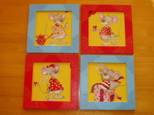 Obrázky Myšky