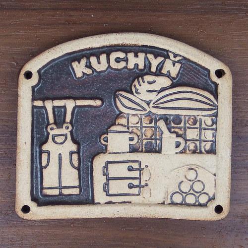 Kachlík č.14 - Kuchyň s pecí