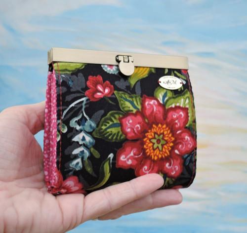 Rámečková peněženka - Maluju a miluju