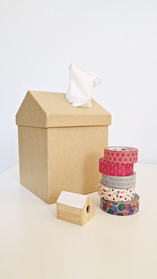 Krabice na papírové kapesníky