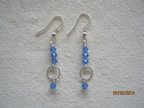 Cínovky modré