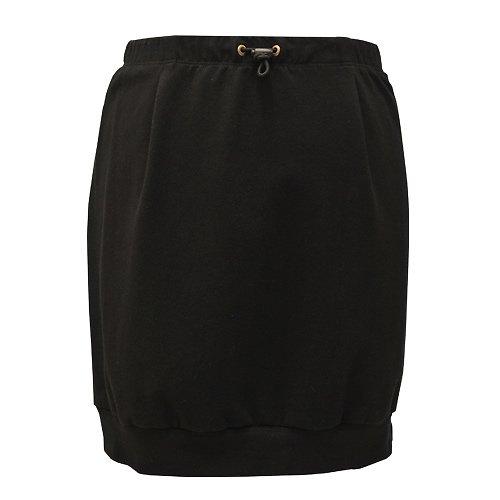 Černá minisukně belaroma - úplet