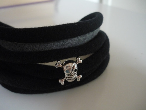 Na ruku ... ČernoŠedý pirát