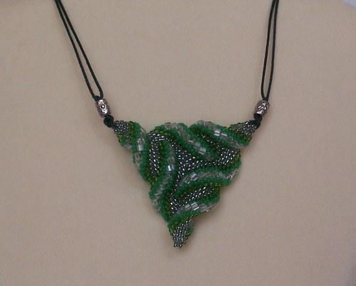 Zelený trojúhelník
