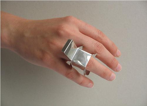 Prsten - krabička