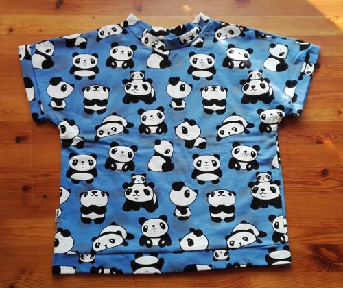Pandí tričko