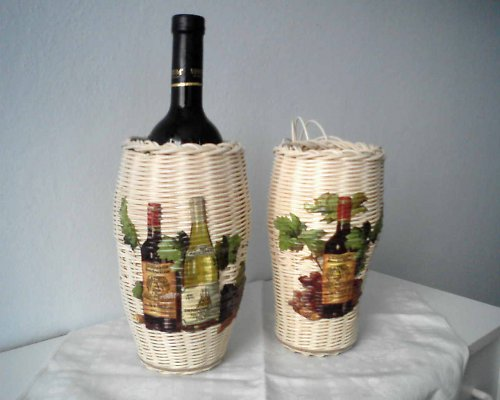 Obaly na víno