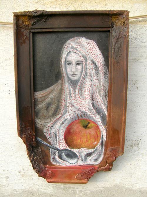 Jablko, z cyklu Magická kuchyně