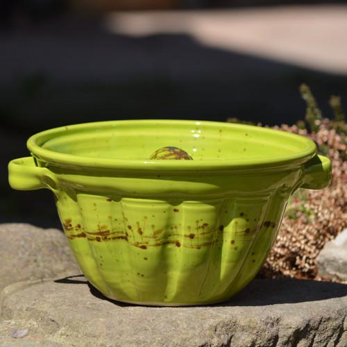 Kameninová forma na bábovku Bábovka - Jarní louka