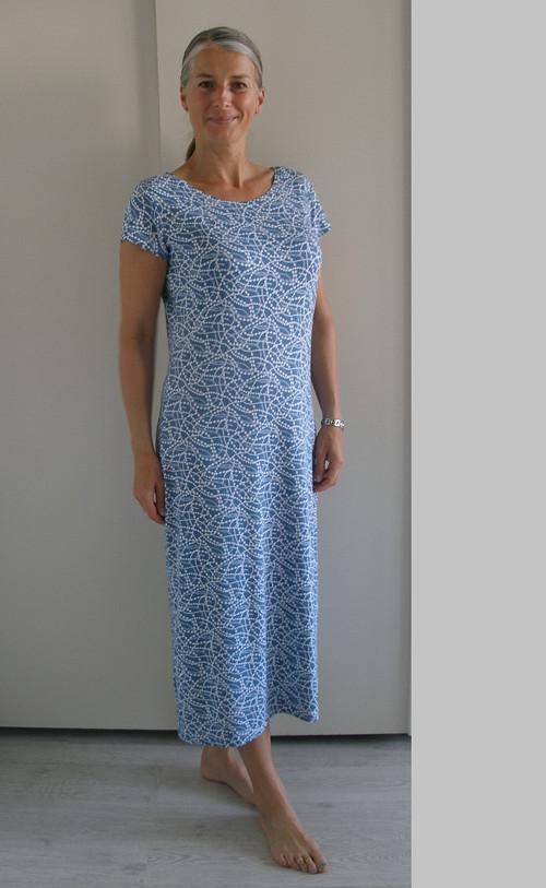 32ace17c450 modré šaty....m l...jediné....ihned k odeslání.