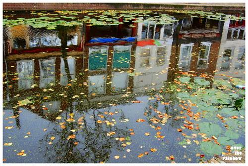 Delft – autorská fotografie, barevná