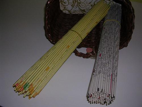 Papirové ruličky