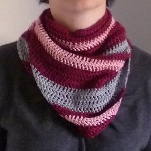 Šátek na krk