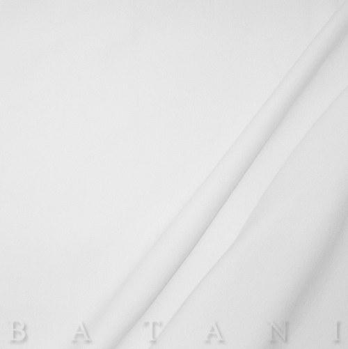 Teplákovina elastická bílá