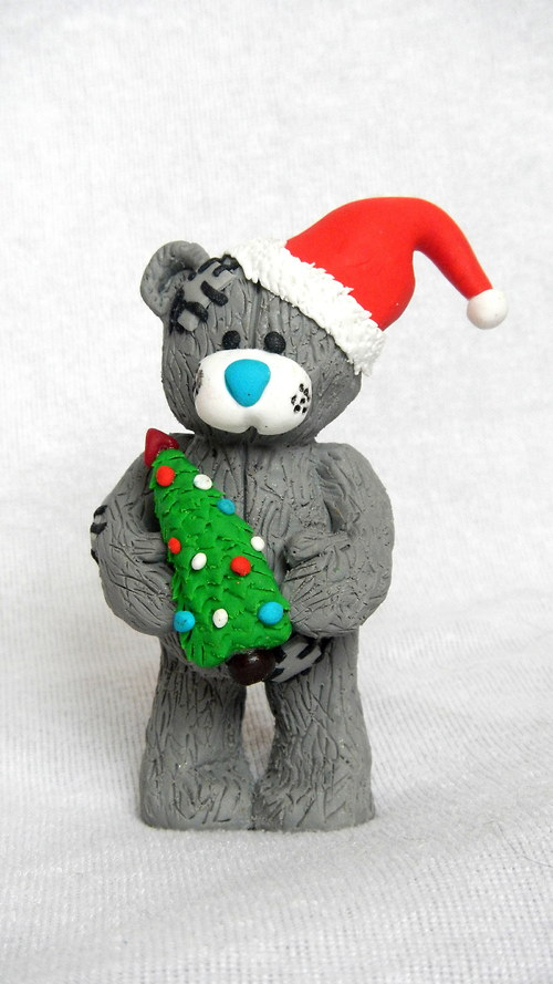 Hračka Teddy bear se stromeckem