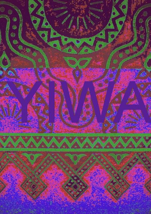 "Inka neon \""purple\"" - Scrapbook papír A4 250 gr"