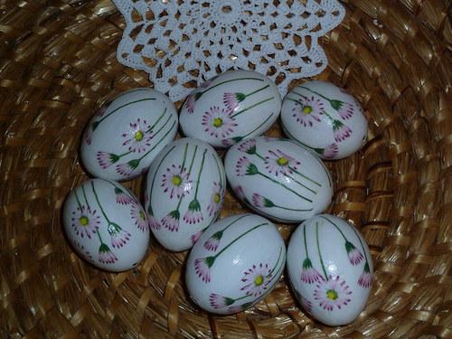 Vajíčko-,,Ze sedmikrásek,,
