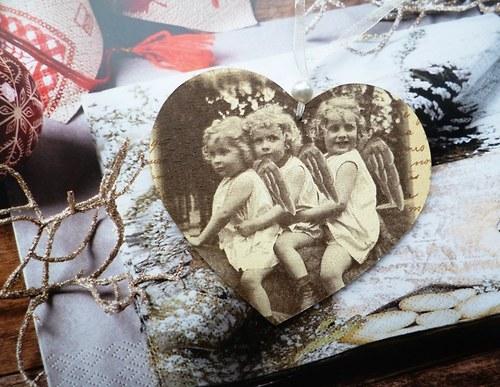 andělské holčičky