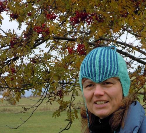 Mefisto čepice - návod na pletení