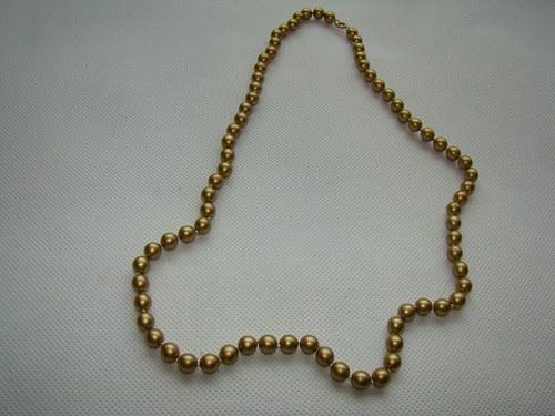Korálky - náhrdelník č7 (perly)