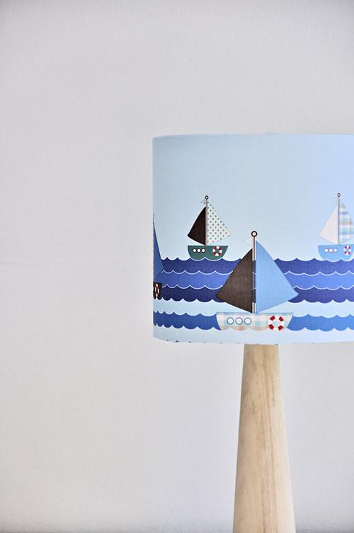 Stínítko dětské Na vodě 20 cm - stolní/stropní