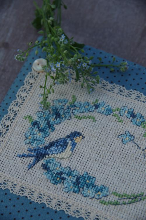 Deníček s ptáčky a pomněnkami