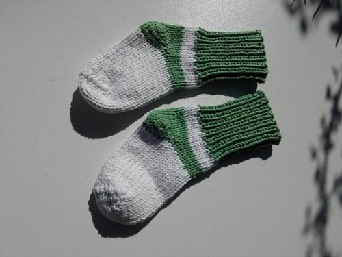 Ponožky na nožky...vel.12-14cm