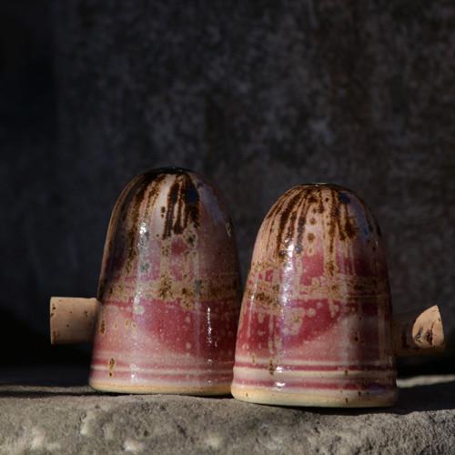 Slánka a pepřenka -v kraji vína Bordeaux.