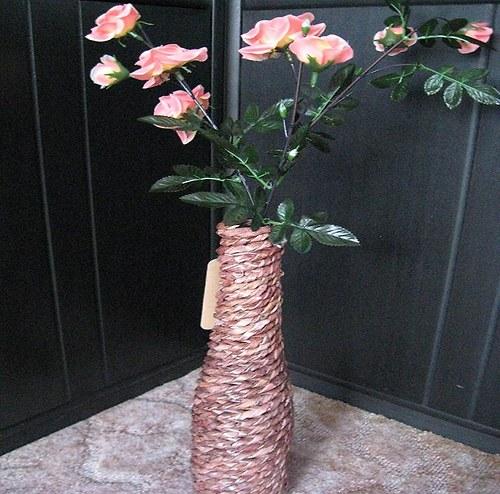 Váza na živé květiny
