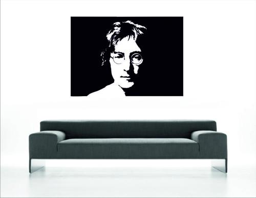 Samolepka na zeď - John Lennon