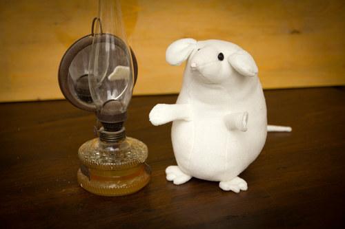 Potkan mazlík