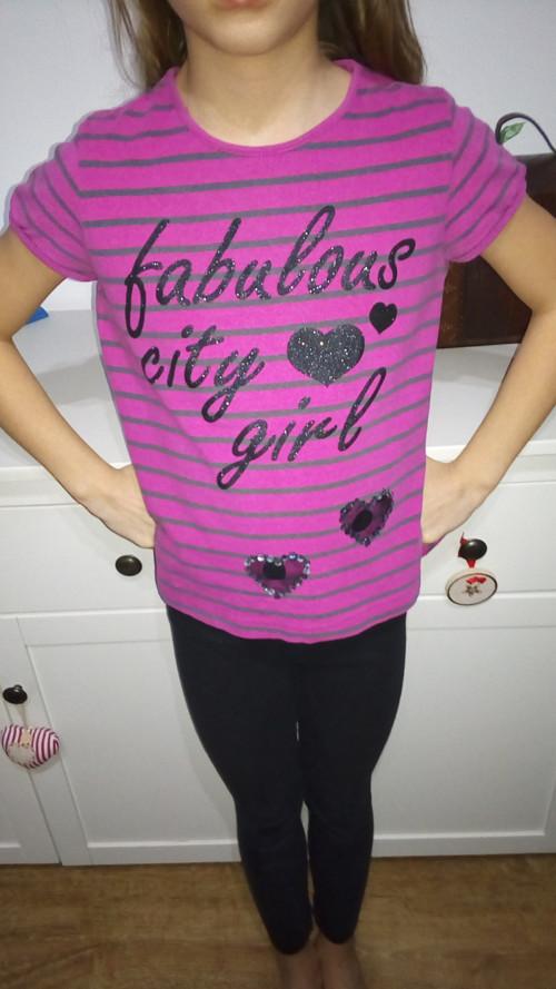 Recy dívčí tričko