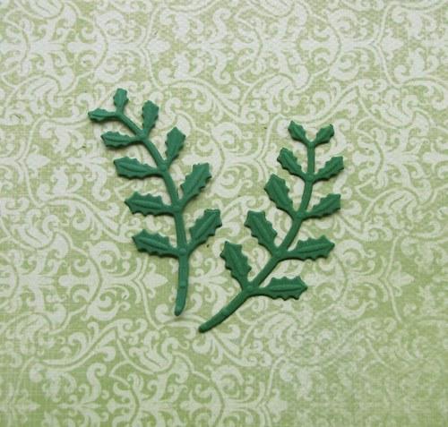 Větvičky cesmíny (menší) - 2 ks