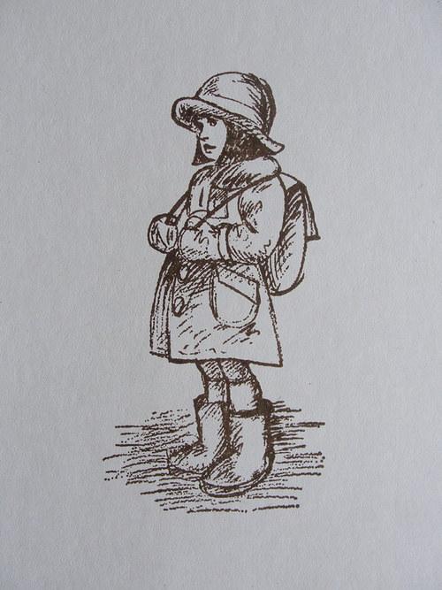 školačka
