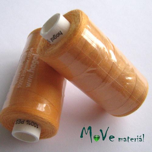 Nit Unipol 100%PES 500m sv. oranžová