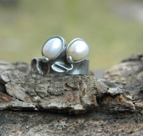 Dvě malé zvědavé /říční perla/
