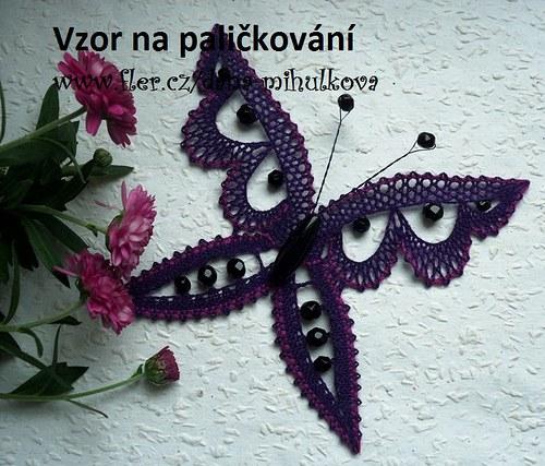 Podvinek 023 - Motýlek