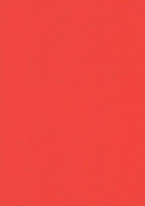 Fotokarton A4 světle červený