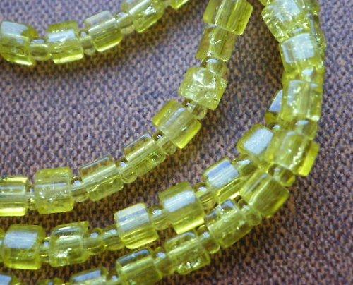 Kostičky žluté - návlek